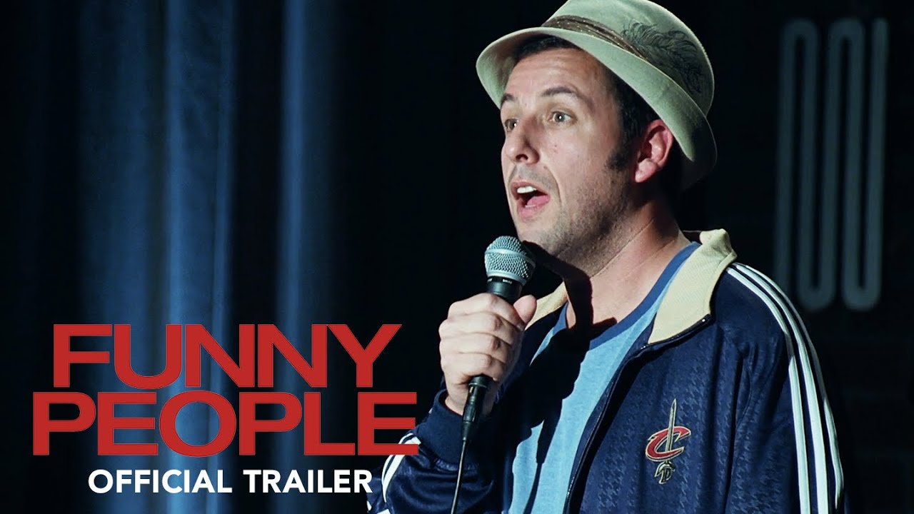 Funny People Trailer Youtube