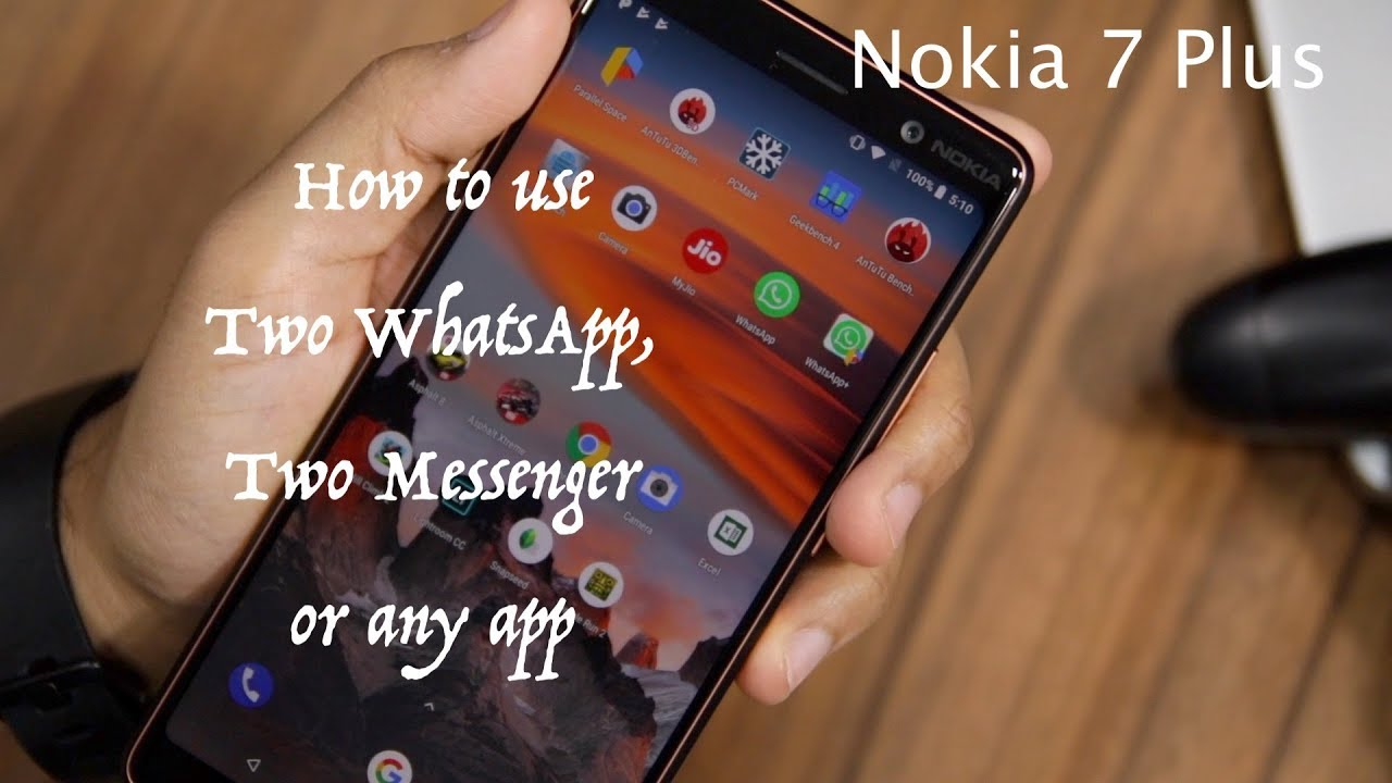 spy on whatsapp messenger using nokia 7