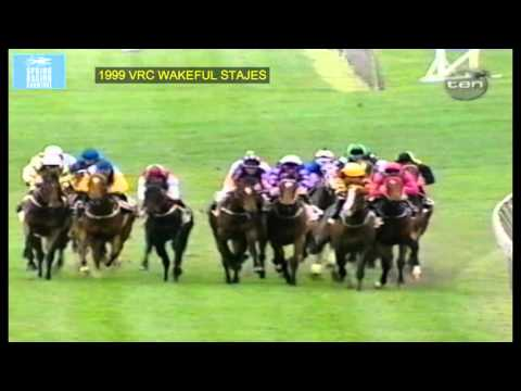 1999 VRC Derby Day _ Wakeful Stakes