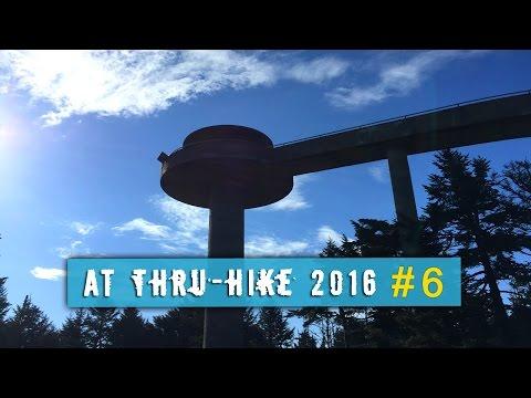 Appalachian Trail Thru-Hike 2016 #06 - Smoky Mountains
