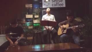 XIN EM (Bùi Anh Tuấn) GUITAR COVER BY ẢO BAND