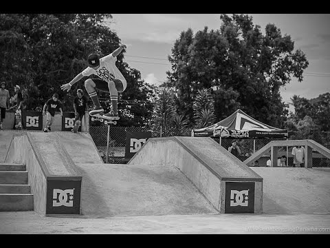 DC Shoes West Skate Contest - Skateboarding Panama