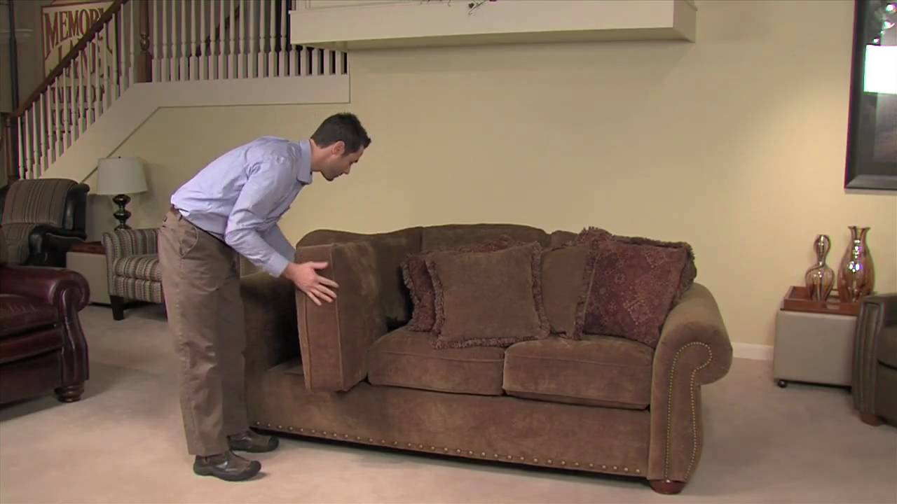 Regular Maintenance of Your La-Z-Boy Recliner or Sofa - YouTube