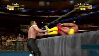 WWE Legends Of Wrestlemania PS3 Review (HD) !