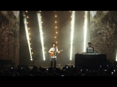Milky Chance - live at the electronic beats Festival 2014