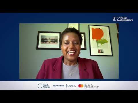 2021 Reach Symposium: Keynote by Marla Blow