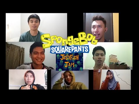 Spongebob Squarepants - Jellyfish Jam (acapella Cover???)