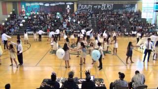 CINDERELLA - Freshmen Skit - EVHS Battle of the Classes 2013