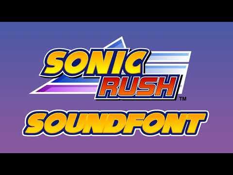 Sonic Rush Soundfont