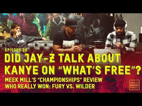 """Did Jay-Z Talk About Kanye on """"What's Free,"""" Who Won Fury vs Wilder Fight 