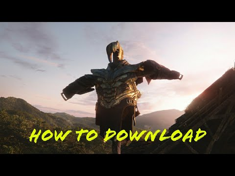 Download How To Download Avengers Endgame Full movie In English |100% Working