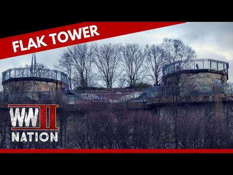 The Berlin Flak Tower