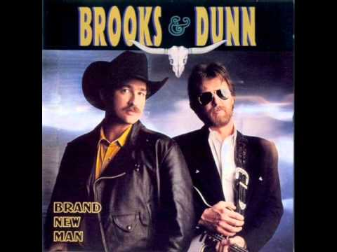 Brooks & Dunn - Brand New Man wmv - YouTube