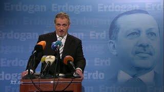 Torsten Sträter: Pressesprecher von Recep Tayyip Erdogan