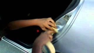 видео Вакуумная присоска для удаления вмятин на автомобиле: описание, виды и инструкция