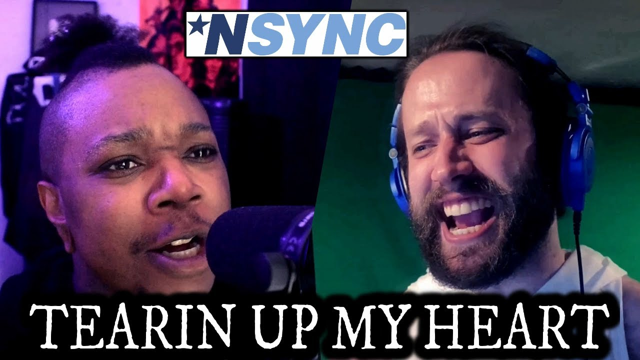 NSYNC - Tearin Up My Heart (Metal Cover feat. Jonathan Young)