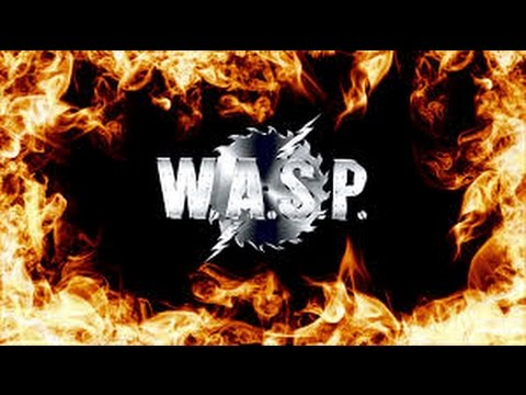 WASP  WASP Full Remastered Album  1984