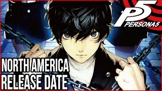 Persona 5 - Official Release Date - February 14th 2017