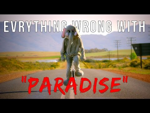 Everything Wrg With Coldplay  Paradise