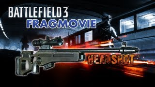 Battlefield 3 | Fragmovie : SV-98 + Métro = Carnage#3
