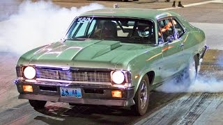 BADASS Turbo Nova - 8 Second STREET CAR!