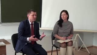 Новостной выпуск от 24.02.2021: Встречи главы Медногорска со студентами