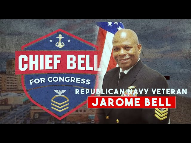Jarome Bell: Virginia's TRUE America First Patriot