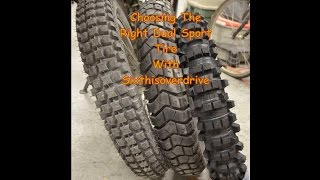 Which Dual Sport Tire Is Right For You With 6IOD