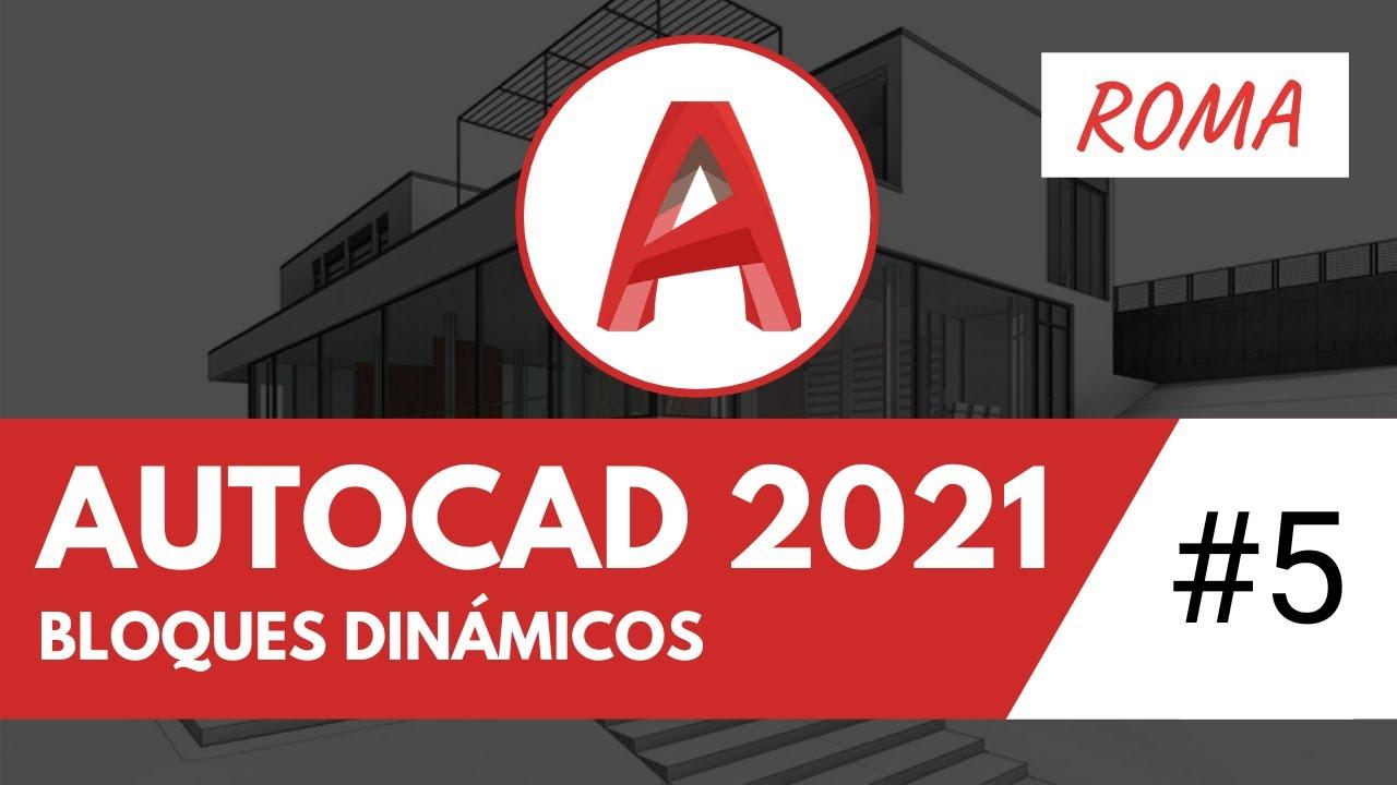 AutoCAD Básico     Módulo 5    Bloques dinámicos en AutoCAD