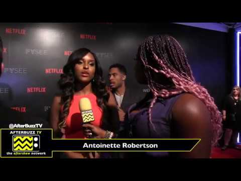 The Island Experience with Antoinette Robertson