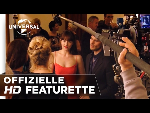 "Fifty Shades of Grey - Gefährliche Liebe - Featurette ""Meet the new cast"" deutsch/german HD"
