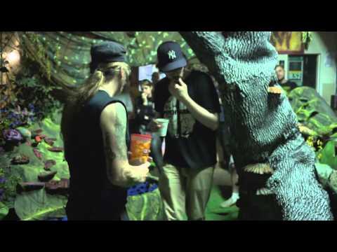 Mastodon - Asleep In The Deep [Behind The Scenes]