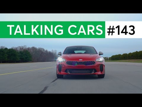 Ford's Co-Pilot360 Suite; Buick Regal Vs Kia Stinger | Talking Cars with Consumer Reports #143