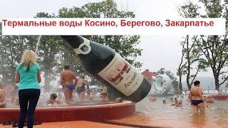 видео Берегово термальный бассейн Закарпатье