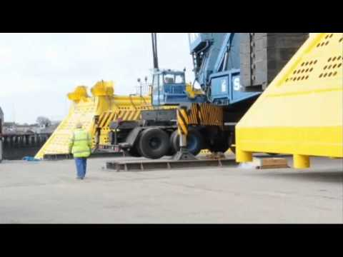 Wilton Engineering Services subsea structure