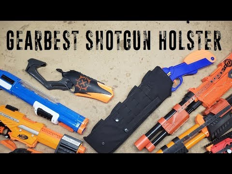 GearBest Shotgun Holster Review