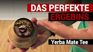 Gefäß & Bombilla: http://amzn.to/2cXKuzZ Yerba Mate Tee: http://amz...