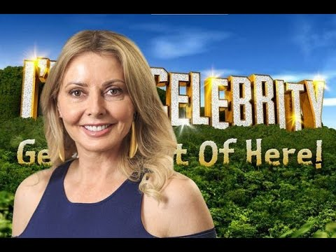 Carol Vorderman 2016 I'm A Celebrity Get Me Out Of Here ITV Life Story Interview