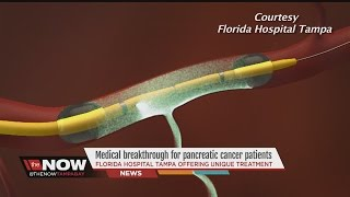 New treatment offers hope for pancreatic cancer patients, channels chemotherapy directly to tumor