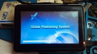 update GPS GoGo907 / Gogo909 Windows CE ,Map navigation Longhorn screenshot 2
