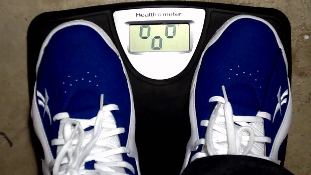 Health O Meter Digital Scale Youtube
