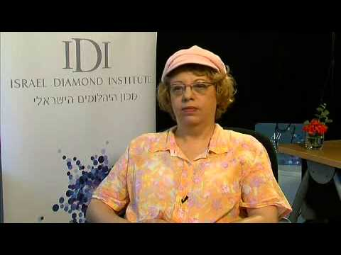 Eli Izhakoff, President of the World Diamond Council, in interview with Israel Diamond Institute