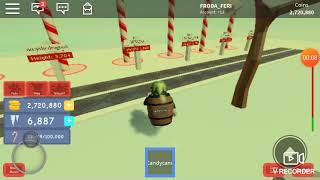 Enak makan permen~ Roblox Indonesia/Roblox GROW A CANDY CANE SIMULATOR