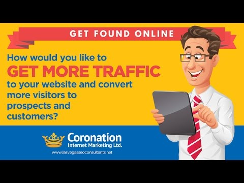 SEO Las Vegas NV by Coronation Internet Marketing