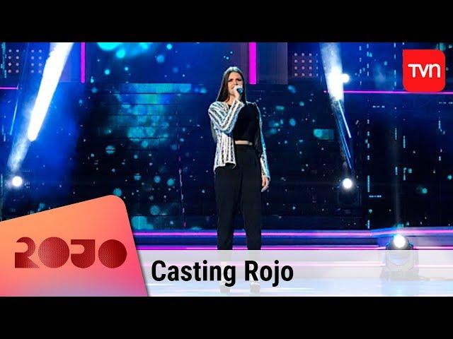 Rojo: Emilia Dides sorprendió al jurado y clasificó directo | Rojo