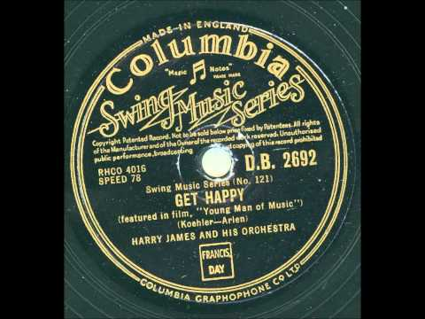 Harry James and his Orchestra - Get Happy