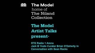RTE Radio 1 Arena featuring Jack B. Yeats Curator Brian O
