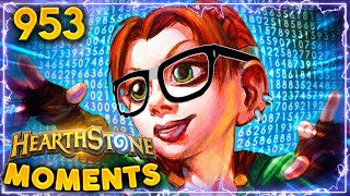 Watching This VIDEO Will Make Your IQ HIGHER(So Smart) | Hearthstone Daily Moments Ep.953