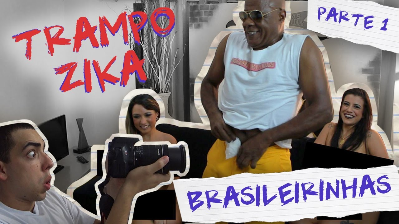 (+18) TRAMPO ZIKA #5 - O REALITY SHOW DO SEXO #1