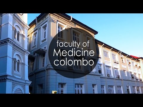 Faculty of Medicine, University of Colombo, Sri Lanka. (1080p)